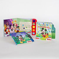 Disney Mickey Mouse Clubhouse Play-a-Sound 3-Book Set