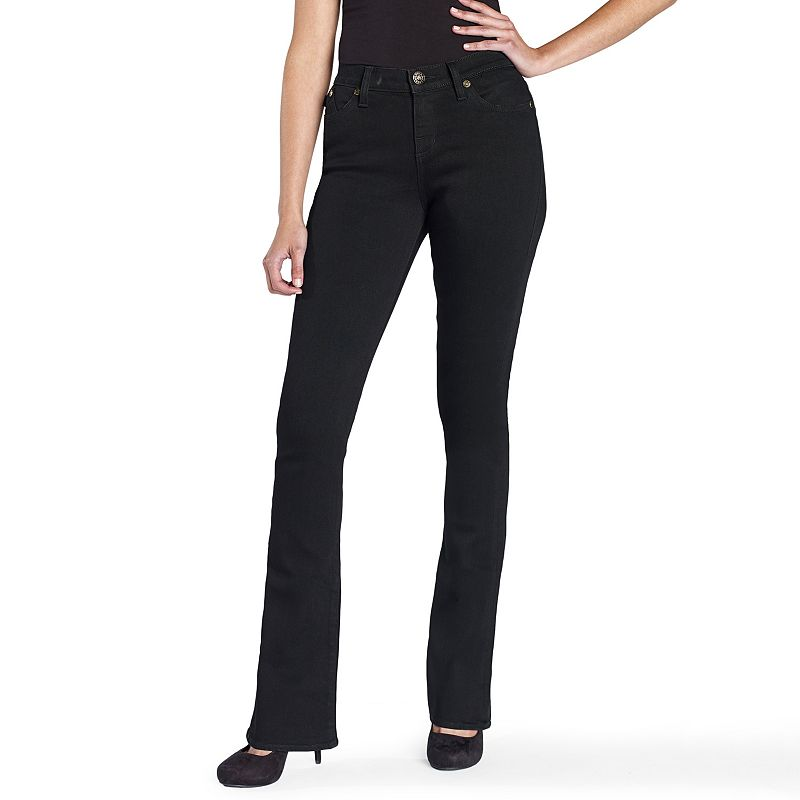 Rock & Republic Denim Rx Kendra Curvy Bootcut Jeans - Women's