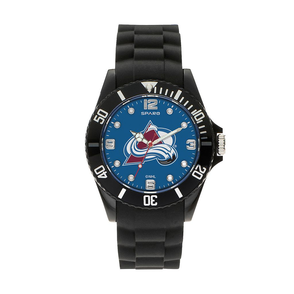 Sparo Men's Spirit Colorado Avalanche Watch