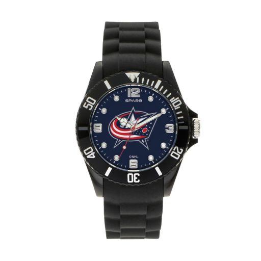 Sparo Men's Spirit Columbus Blue Jackets Watch