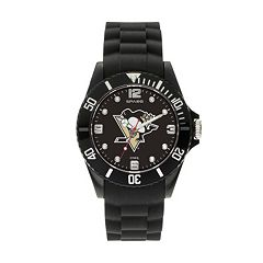 Sparo Men's Spirit Pittsburgh Penguins Watch