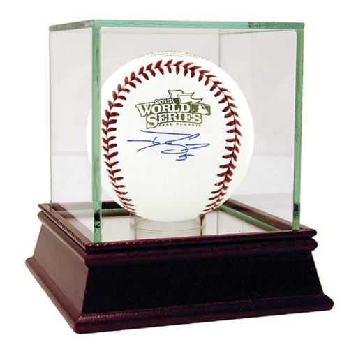 Steiner Sports Jonny Gomes 2013 World Series Autographed Baseball