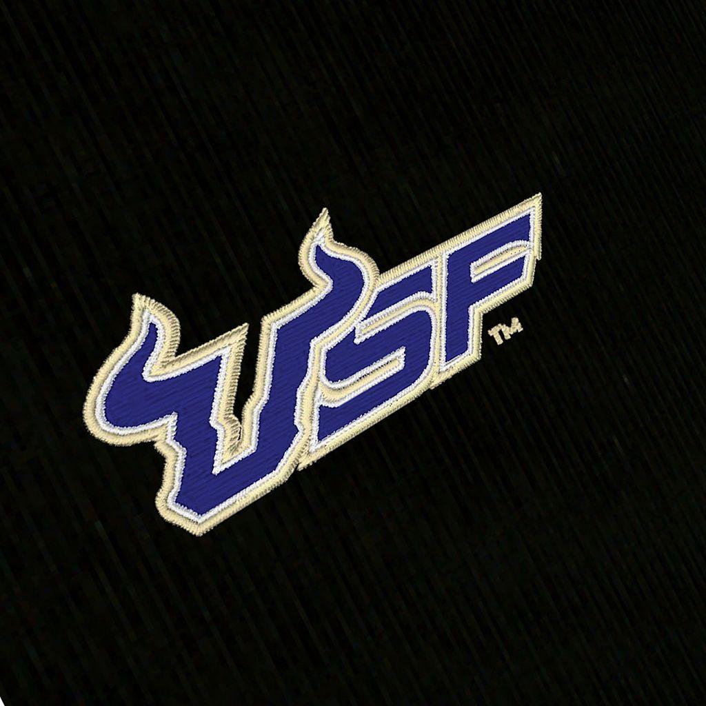 Men's Antigua South Florida Bulls Tempest Desert Dry Xtra-Lite Performance Jacket