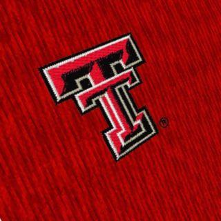 Men's Antigua Texas Tech Red Raiders Tempest Desert Dry Xtra-Lite Performance Jacket