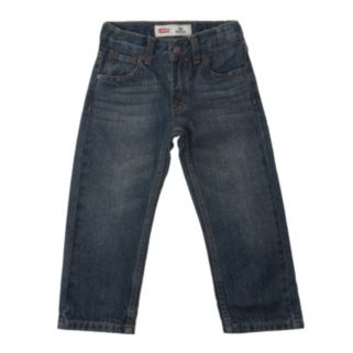 Toddler Levi's Straight Fit Jeans