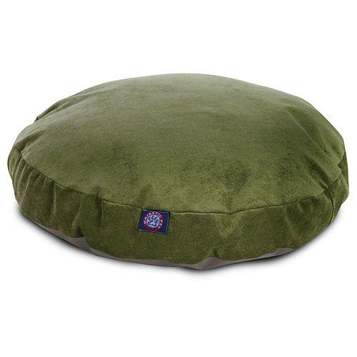 Majestic Pet Round Pet Bed - 30'' x 30''