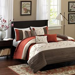 Madison Park Belle 6-pc. Duvet Cover Set