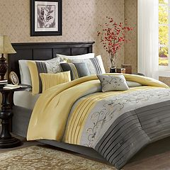 Madison Park Belle 6 pc Duvet Cover Set