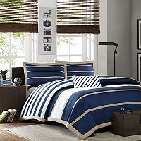 Mi Zone Garrett Duvet Cover Set