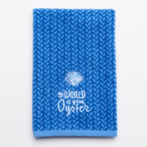 SONOMA Goods for Life™ Seabrook ''The World Is Your Oyster'' Hand Towel