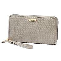 Buxton Crinkle Convertible Wristlet Wallet
