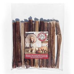 Majestic Pet 6-in. Bully Sticks - 12-pk.