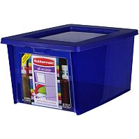 Rubbermaid 24-qt. All Access Storage Tote - X Small