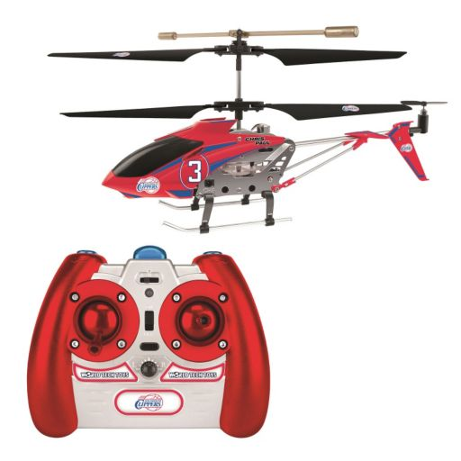 World Tech Toys Los Angeles Clippers Chris Paul 3.5ch RC Helicopter
