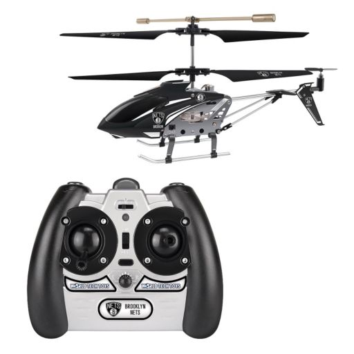 World Tech Toys Brooklyn Nets 3.5ch RC Helicopter