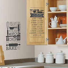 Cooking & Baking Wall Decals