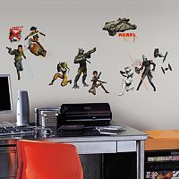 Star Wars Rebels Wall Decals