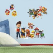 Paw Patrol Wall Decals by RoomMates