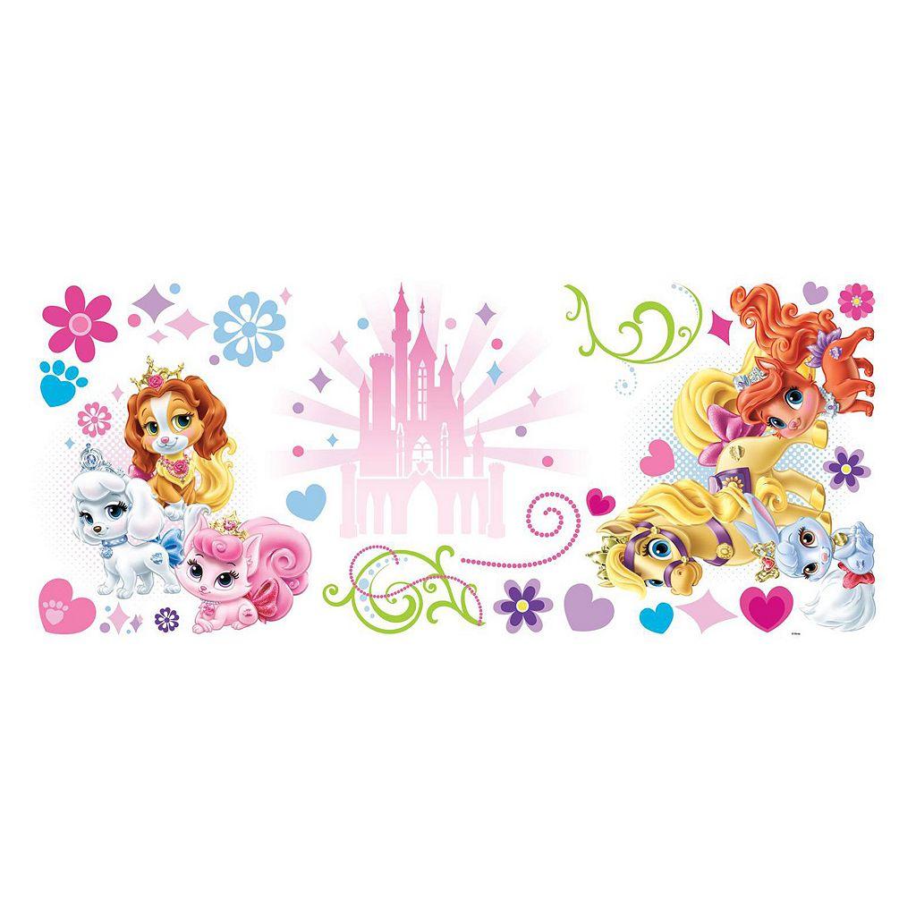 Disney Princess Palace Pets Wall Decals