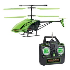 World Tech Toys Glow-In-The-Dark Hercules Unbreakable 3.5ch RC Helicopter