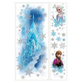 Disney's Frozen Ice Palace Elsa & Anna Wall Decals