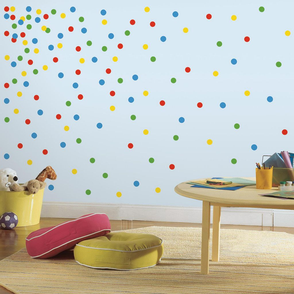 Confetti Dot Wall Decals