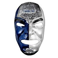 Franklin NFL San Diego Chargers Fan Face Mask - Youth
