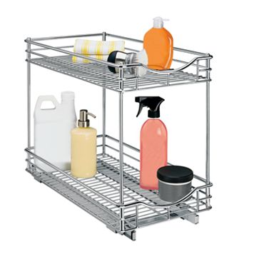 Lynk Professional® Roll-Out 2-Tier Organizer
