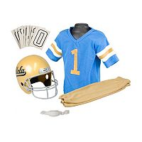 Franklin NCAA UCLA Bruins Deluxe Football Uniform Set
