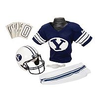 Franklin NCAA BYU Cougars Deluxe Football Uniform Set