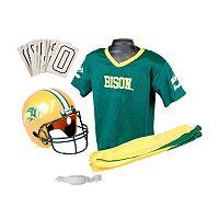 Franklin NCAA North Dakota State Bison Deluxe Football Uniform Set - Boys