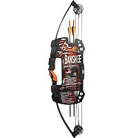 Barnett Banshee Quad Compound Bow Set - Youth