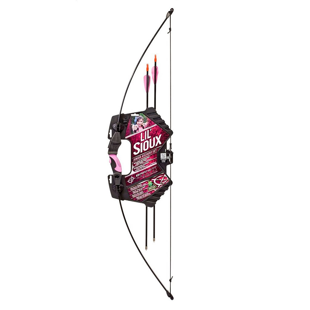 Barnett Lil' Sioux Recurve Bow Archery Set - Youth