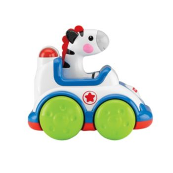 Fisher-Price Lights & Sounds Police Car