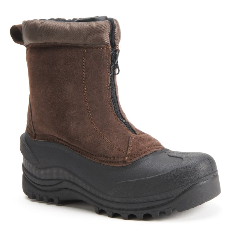mens brown boots kohl s