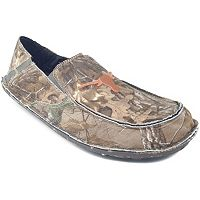 Men's Texas Longhorns Cazulle Realtree Camouflage Canvas Loafers