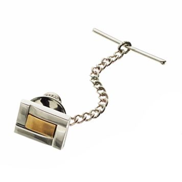 Croft & Barrow® Gold-Tone Tie Tack - Men