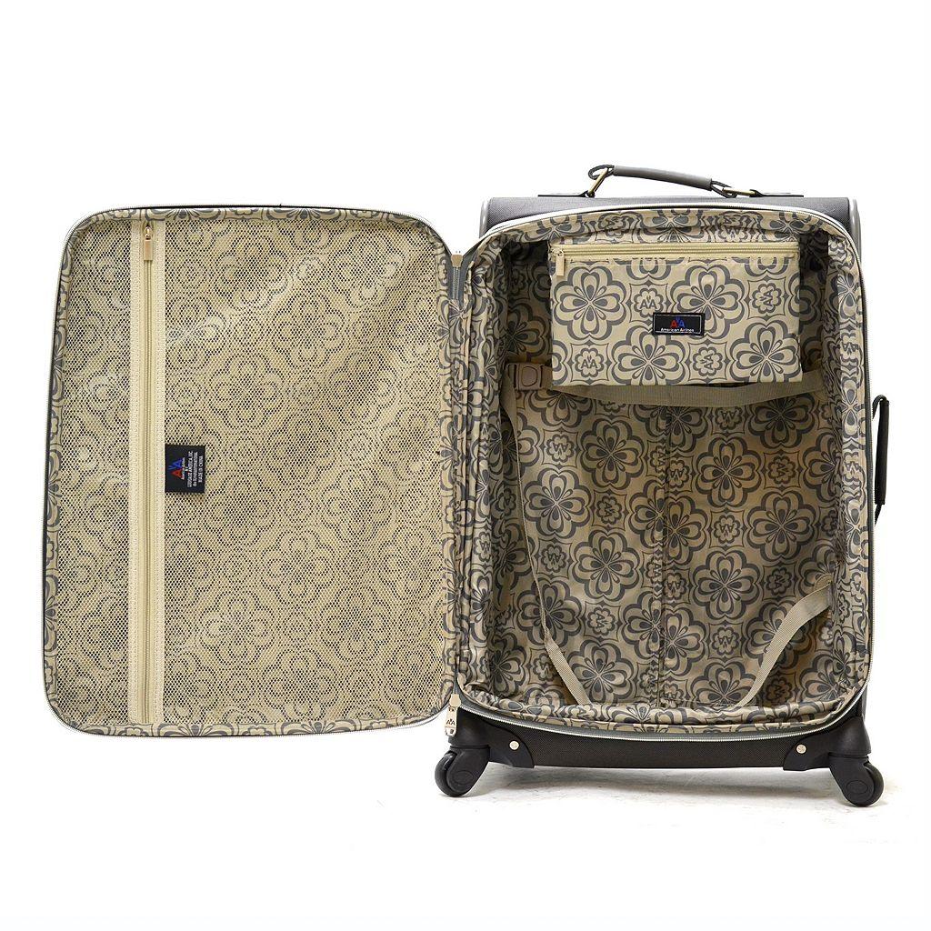 Olympia Skyhawk Spinner Luggage