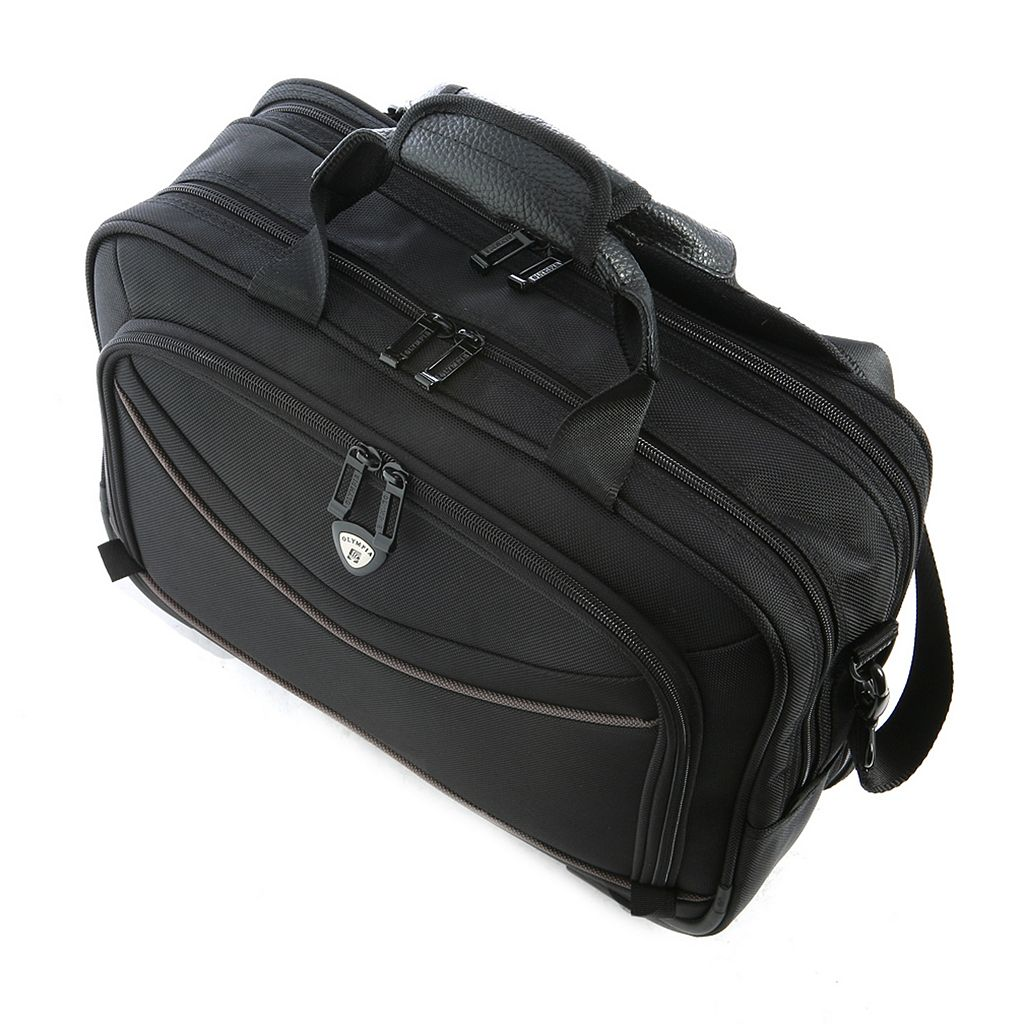 Olympia 14-in. Laptop Briefcase