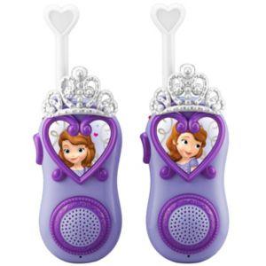 Disney Sofia the First Tiara Talk Walkie Talkies