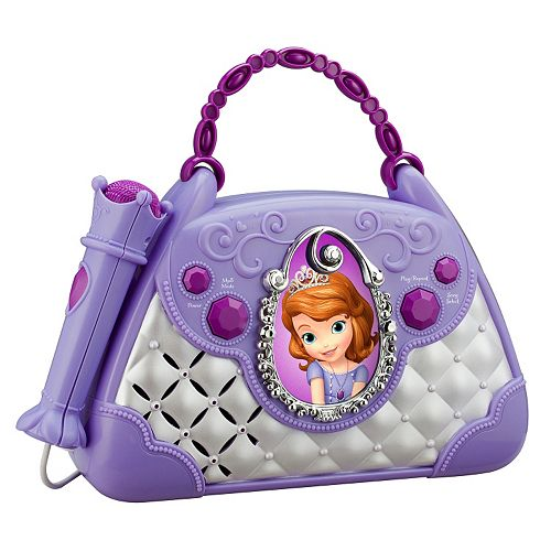 Disney Sofia the First Time to Shine Sing Along Boom Box. Sofia the First Time to Shine Sing Along Boom Box
