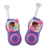 Disney Doc McStuffins 2-Way Walkie Talkies