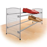 Lynk® Expandable Stackable Shoe Rack