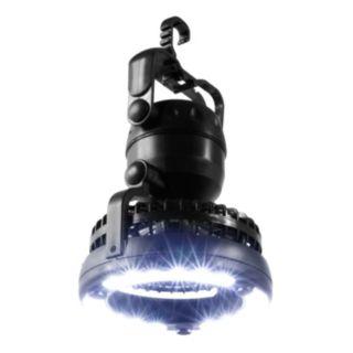 Stalwart 2-in-1 LED Lantern and Fan