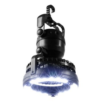 Stalwart 2-in-1 LED Lantern & Fan