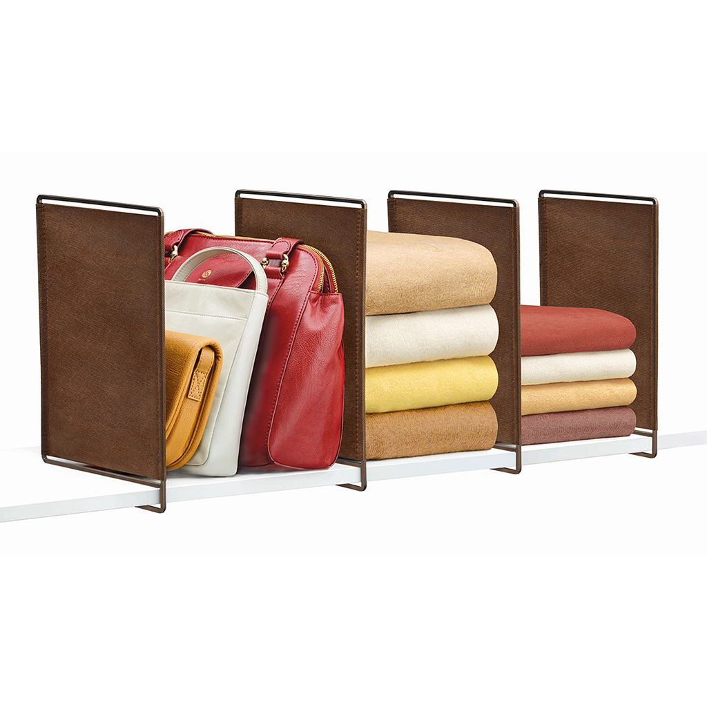 Lynk Vela 4-pk. Shelf Dividers
