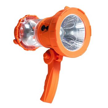 Whetstone 2-in-1 LED Spotlight and Lantern