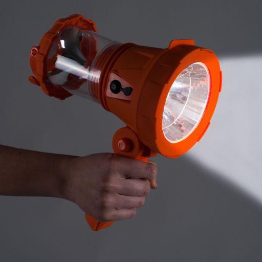 Whetstone 2-in-1 LED Spotlight and Lantern