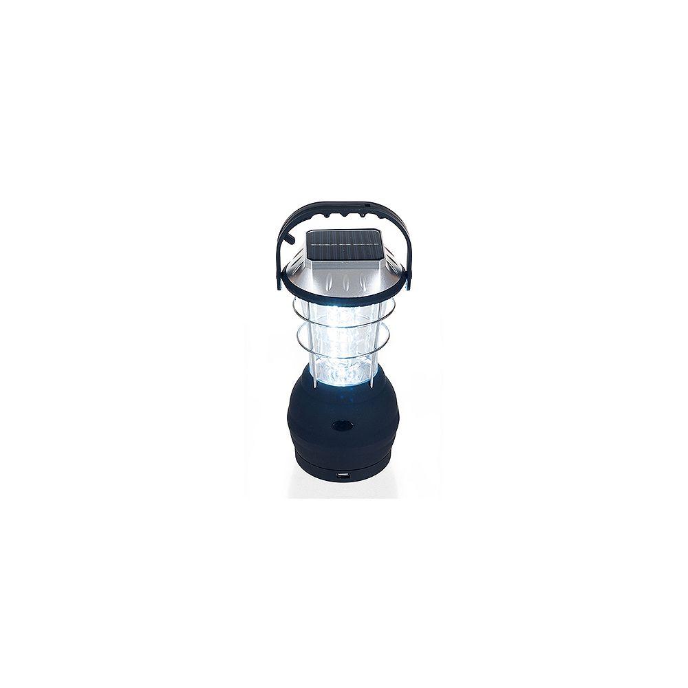 Whetstone LED Solar & Crank Lantern