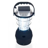 Whetstone LED Solar & Crank Lantern